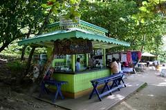 Rolly's Bar - Playa Grande - Rio San Juan, Dominican Republic 16.09.16 (Retroscania!) Tags: holiday sea sand caribbean dominicanrepublic beach riosanjuan bar boozer
