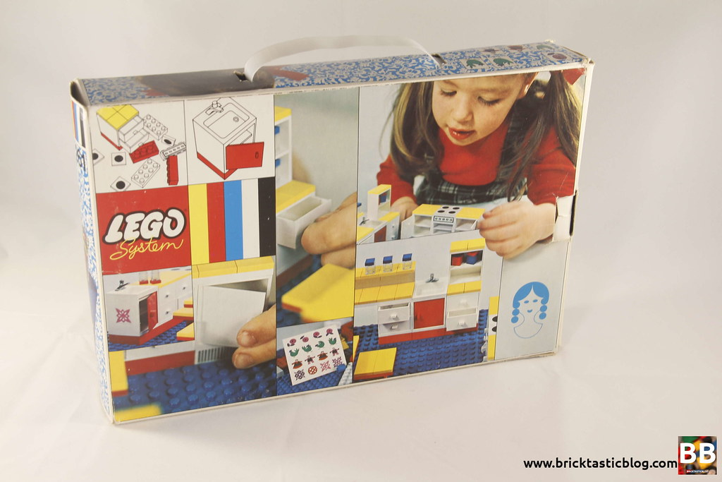 The Worlds Best Photos of 1960s and oven  Flickr Hive Mind -> Table Range Lego