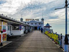 Brighton Pier (Eve Lynch) Tags: brighton day colour editing lightroom beautiful