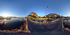 Urca (videopontocom) Tags: equirectangular 360º urca riodejaneiro pordosol paisagem