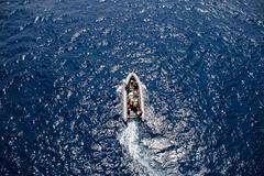 170327-N-JH293-028 (U.S. Pacific Fleet) Tags: ussgb greenbay ussgreenbay lpd20 japan sasebo bhr esg ctf76 forwarddeployed us7thfleet pacific ocean water navy ship sailors wisconsin packers vmm262 31stmeu nbu7 marines bonhommerichard bhresg patrol atsea kinbubay jpn