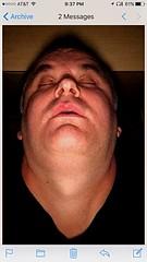 Hypnotized 3 (jeremyv3) Tags: adamsapple neck throat hypno hypnotised sleep hypnosis hypnose hypnotized