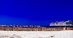 Santa Ponça, Mallorca (amargureiro) Tags: beach sea seaside sand sun sunny colourful colors blue sky pano d80 holydays 1870mmf3545 nikon