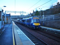 Polmont - 20-03-2017 (agcthoms) Tags: scotland stirlingshire polmont station railways trains scotrail class170 170476