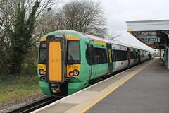 377473 (matty10120) Tags: barnham railway station southern class rail train transport travel england south 377