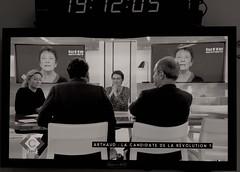 _DSF5014 copie (sergedignazio) Tags: france paris fuji xpro2 émission tv c à vous nathalie arthaud 2 élection présidentielle