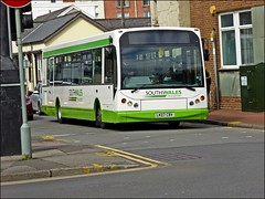 South Wales Transport LK07CBV (welshpete2007) Tags: south wales transport dart east lancs lk07cbv