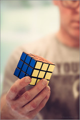 That was easy (mikeyp2000) Tags: selfie selfportrait cuber rubik rubiks solution mathematics solutions cubist solved maths math cube