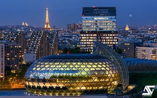 Paris & sa Seine Musicale