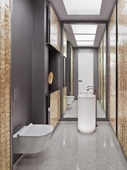 A house in classic style - Bathroom (inspiration_de) Tags: bathroom house luxury residence
