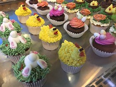Easter Cupcakes (eyair) Tags: ashmashashmash uk london england cupcake easter richmond cake sweets
