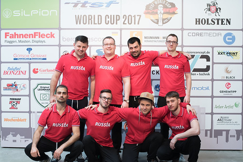 Team Russia Men D2