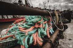 Neuharlingersiel (SVNKNR) Tags: germany northsea sea frisia landscape longexposure sony sonyalpha alpha6500 a6500 walimex samyang 12mm rokinon harbour beach waves boat fisherboat ville neuharlingersiel