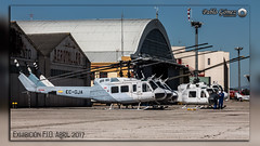 Exhibición F.I.O. Abril 2017 - 17 (Pablo Gómez Photography) Tags: aviones clasico cuatrovientos exhibicion fio fundacion infante orleans bell uh1h iroquois