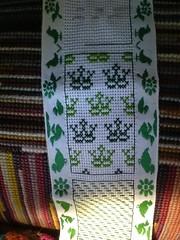 IMG_20170415_092638 (Kaleidoscoop) Tags: embroidery borduren vakjeperweek