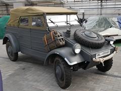 VW Typ82 (Vehicle Tim) Tags: volkswagen vw military militär armee army fahrzeug oldtimer typ82 wehrmacht