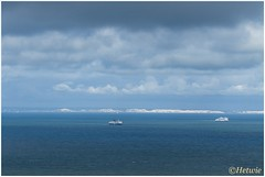 De kust van dover (HP025839) (Hetwie) Tags: coast cotedopale frankrijk capgrisnez france strand zee sea kust opaalkust cap capblancnez sangatte hautsdefrance fr
