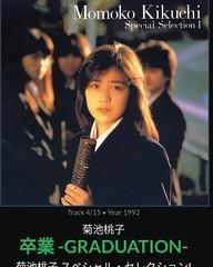 菊池桃子のベスト盤を聴く。 #nowplaying #raspberrypi