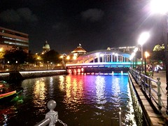 A waterful of colours #RainbowBridge (dingjinbo) Tags: rainbowbridge