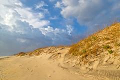 Breaking Up (dngovoni) Tags: beach clouds dunes landscape northcarolina outerbanks storm sunrise nagshead unitedstates us