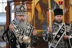 Matins for Holy Friday / Утреня Великой Пятницы (18) 13.04.2017