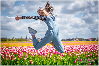 Flower Jump