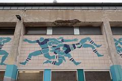 (Kunst am Bau / DDR) Tags: b berlin ostberlin berlinost ddrkunst ddrrelikt ddr kunst kunstambau kunstinderddr kunstderddr ostdeutschland ostalgie ostmoderne ostmodern ©martinmaleschka gdrart gdr gdrremain