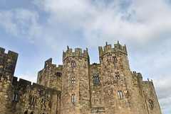 DSC_6582 (nordic lady) Tags: alnwick castle harry potter sightseeing england alnmouth holidays easter 2017