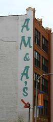 Buffalo Ghost Sign (jmaxtours) Tags: buffaloghostsign ghostsign sign buffalo buffalonewyork amas departmentstore adammeldrumandersoncompany