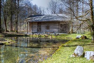 Hundinghütte - Hunding hut