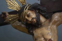 Nuestro Señor Jesús Crucificado (mio_01angelo) Tags: semana santa 2017 nuestro señor jesús crucificado pabasa paroquia de san juan nepomuceno