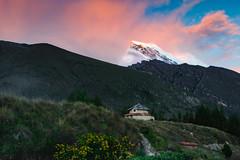 The mighty Huascarán (Mizrak) Tags: peru huascarán ancash mountain sunsent south america tropical snow peak altitude high scenery landscape nikon d700 tokina