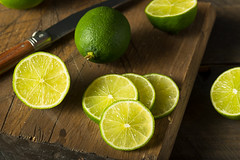 Raw Organic Green Fresh Limes (brent.hofacker) Tags: background bright citric citron citrus cut delicious diet food fresh freshness fruit green group half healthy ingredient juice juicy lime limefruit limeslice limes natural nature organic raw refreshing refreshment ripe round slice sliced sour sweet tropical vegetarian vibrant vitamin wedge