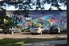 Wall art of Tallinn