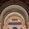 Palais de l'Alambra (Chloé Bodin) Tags: grenade granada alambra nasrides nazaries palais andalousie palacio andalucia architecture arquitectura canon eos 450d détail