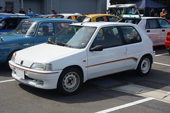 tamttd17071b (tanayan) Tags: car automobile cg club toyota museum tam aichi nagakute japan ttd 愛知 長久手 日本 トヨタ nikon v3 french peugeot 106 rallye