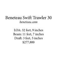 Beneteau card (Soundings Magazine) Tags: boats pocketcruisers cruisers yachts