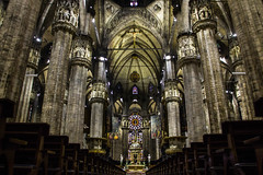 Duomo di Milano (The Ant Photos) Tags: city architecture travel italy italia duomo church cathedral historic history stones religion religious assignment reportage