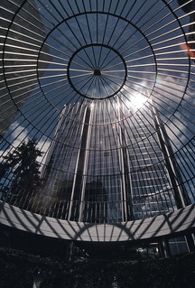 Vancouver Grant Thornton Place Glass Dome 1992