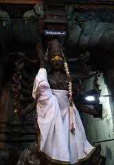 Sri Meenakshi temple - Madurai (RossCunningham183) Tags: srimeenakshitemple madurai india southindia tamilnadu temple vishnu trivikrama