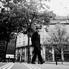 (Quirin Gertz Photography) Tags: street streetfotografie streetphotography schatten shadow schuhe bw blackwhite black zürich fuji xt2