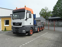 MAN TGX 41.540 Schwertlastzugmaschine (retep_1) Tags: man utm 8x4 oversizeload schwertransport heavyhaulage tgx schwerlast mantrucks schwertransporter convoiexceptionnel saertransport schwerlastzugmaschine bredlast universaltransport mantrucking svaergodstransport vehiculelong
