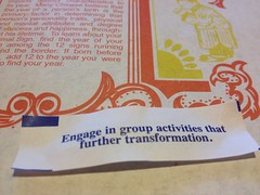 The fortune (dkzody) Tags: cookies fortune chineserestaurants