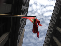 (Wallula Junction) Tags: chicago flag blackhawks waving redflag