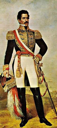 Gran Mariscal, Libertador Ramón Castilla Marquesado (Tarapacá, 1845 - Tiliviche, Tarapacá, 1867)