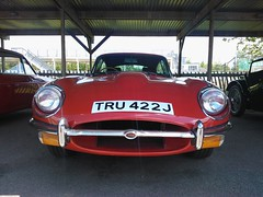 Jaguar E-Type (f1jherbert) Tags: nokia track day 800 goodwood lancia lumia