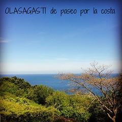 Paseos de domingo por la costa del Cantábrico. (OLASAGASTI CONSERVAS) Tags: costa paseo vida sana dieta ejercicio cantabrico conservas saludable olasagasti instagram