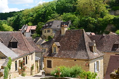 Les vieux toits (Flikkersteph -4,000,000 views ,thank you!) Tags: windows france architecture alley rustic roofs story styles beynac oldhousings