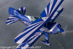 Air to air photo of Pitts S1 (sharp.image) Tags: sport canon flying aircraft flight aerial special airtoair 6d pitts