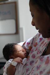IMG_0708 (UI Health Marketing) Tags: baby female labor delivery africanamerican nurse